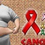 GarmaOnHealth.com: obesity can lead to cancer