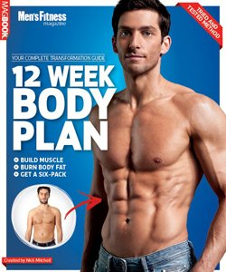 Here's How Joe Warner Got His 6-Pack in Just 12 Weeks