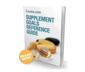 Examine's Supplement Goals Guide