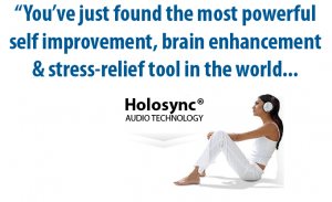 holosync technology