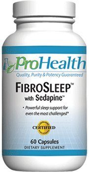 FibroSleep works in four important and synergistic ways