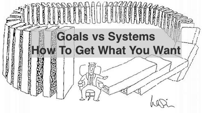 goals vs systems
