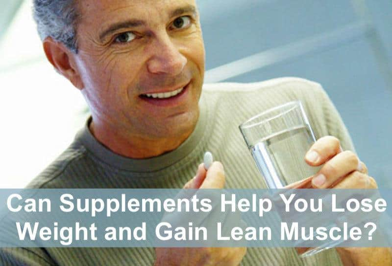Necessary supplements for lean muscle mass