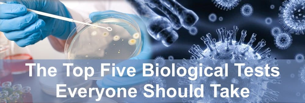 biological tests you need to take